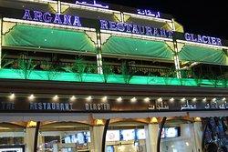 Café Restaurant ARGANA