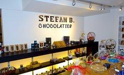 Stefan B Chocolatier