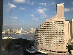 Un hotel de lujo con excelentes vistas!