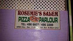 Rosemie's Salem Pizza Parlour
