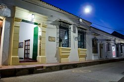 Hotel San Andres Mompos