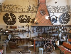 Borodins' Blacksmith Shop