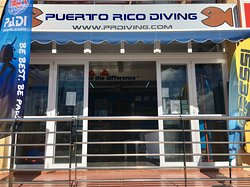Puerto Rico Diving