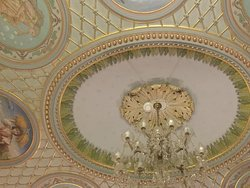 Some beautiful ceilings