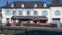 Hotel restaurant Jean Teyssier