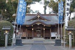 Kanbashira-gu Shrine