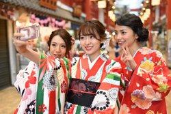 Asakusa Rental Kimono Waraku