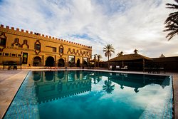 Kasbah Hotel Ziz Palace Rissani