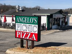Angelo's Picnic Pizza
