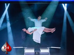 Noah & Heather World Class Illusionists