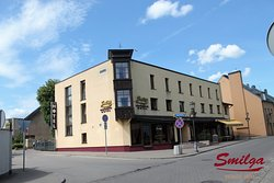 Hotel Restaurant Smilga