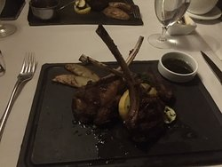 Grilled Lamb Chops - Well executed!