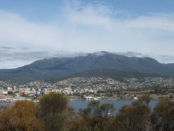 Rosny Hill Lookout