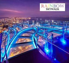 The Rainbow Skywalk and Observatory Deck