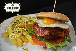 Real Burger Street Food