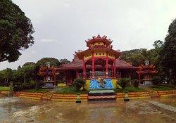 Sea Goddes Temple (Klenteng Dewi Laut)