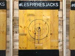 Les Freres Jacks - Lancer de hache Bordeaux