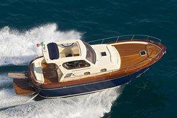 una delle notre nuove barche...