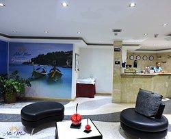 Hotel Restaurant Alto Mar