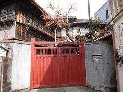 Old Hirakushi Denchu Residence