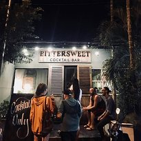 Bittersweet Cocktail Bar - home sweet home