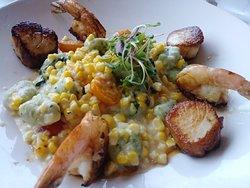 My dish was DELICIOUS!!!!!