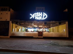 Fish Hut Asmak Seafood Restaurant - Al Barsha