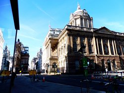 ‪Liverpool Town Hall‬