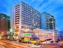 溫哥華中心假日酒店