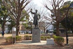 Hideyo Noguchi Statue