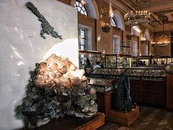 Fersman Mineralogical Museum