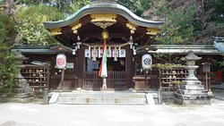 Hachidai Shrine