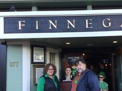 Family Irish fun on St. Patrick's Day