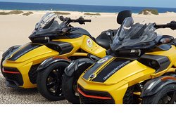 Can Am Spyder Tours