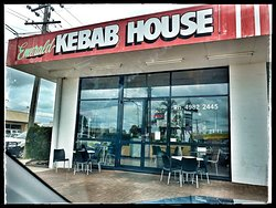 Emerald Kebab House and Woodfire Pizza