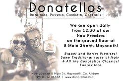 Donatello's Restaurant
