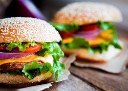 Hot Ηot Burger Bar