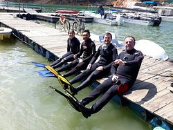 Curso Padi Open Water Medellín