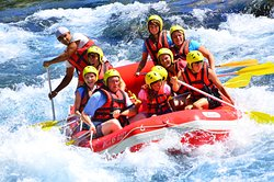 Dallas Rafting