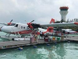 Our Seaplane transfer