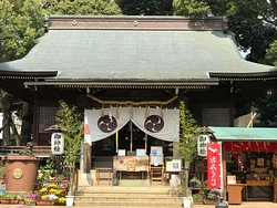 Taishido Hachiman Shrine