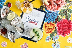 Oysters & grill
