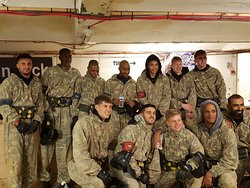Manchester Paintball Arena