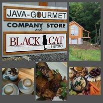 JAVA-GOURMET Company Store & Black Cat Bistro