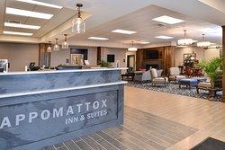 Appomattox Inn & Suites