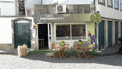 Chlorophyla & Cª. - Winehouse