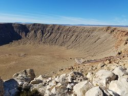 Meteor Crater & Barringer Space Museum