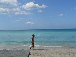 Beach @ Drifters 1