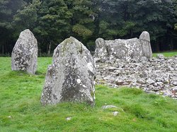 Loanhead of Daviot Stone Circle