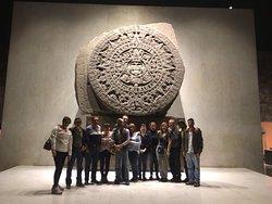 Excelente atención en el Museo de Antripologia